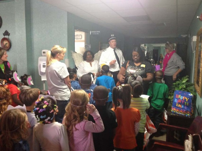 A Halloween Event at Edgefield County Hospital