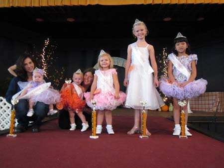 Miss Harvest Festival Crowned