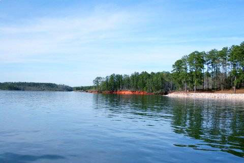 Thurmond Lake Day Use Parks Open May 1