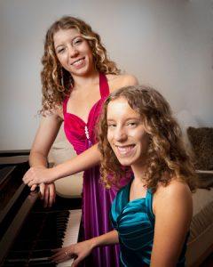 Natalie & Shannon Longobardo