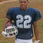 #22 Kenyatta Dunbar