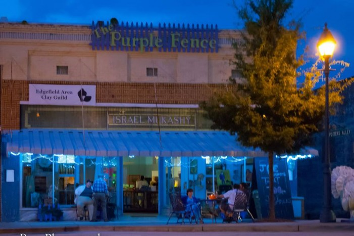 The Purple Fence Hosts Mike Frost & Lauren Meccia