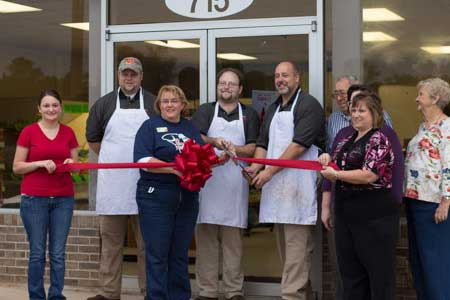 Butcher Shop Opens Doors for Business