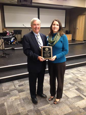 SCISA Administrative Assistant of the Year