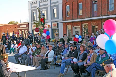 A Salute to Edgefield County Veterans