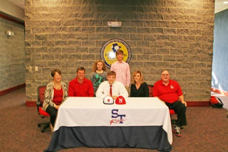 Rebel Shortstop Signs with Newberry