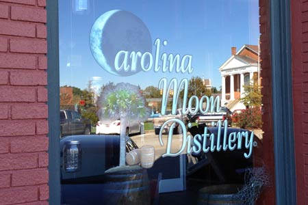 Carolina Moon Distillery to Open Soon On Town Square