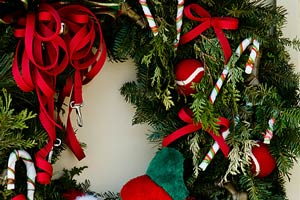 FFA Fresh Cut Christmas Wreaths