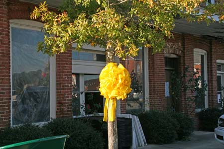 What Are All the Yellow Ribbons For?