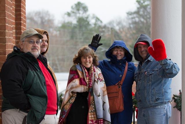 Edgefield Christmas Parade 2013-2