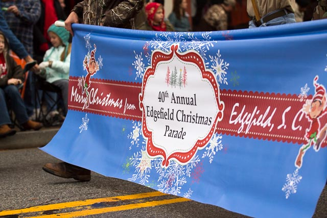 Edgefield Christmas Parade 2013