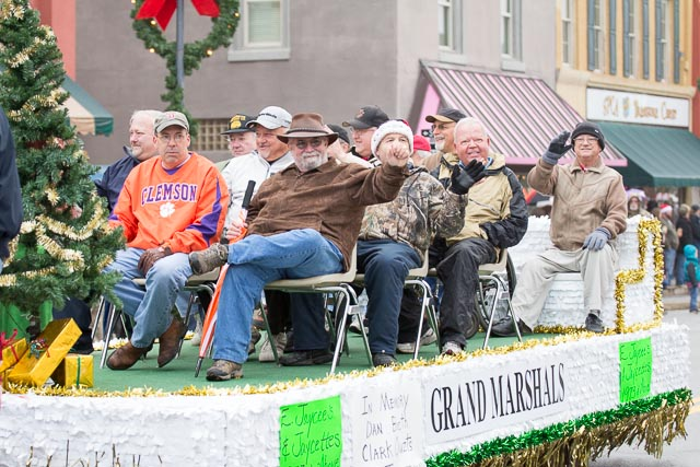 Edgefield Christmas Parade 2013-36
