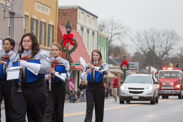 Edgefield Christmas Parade 2013-48