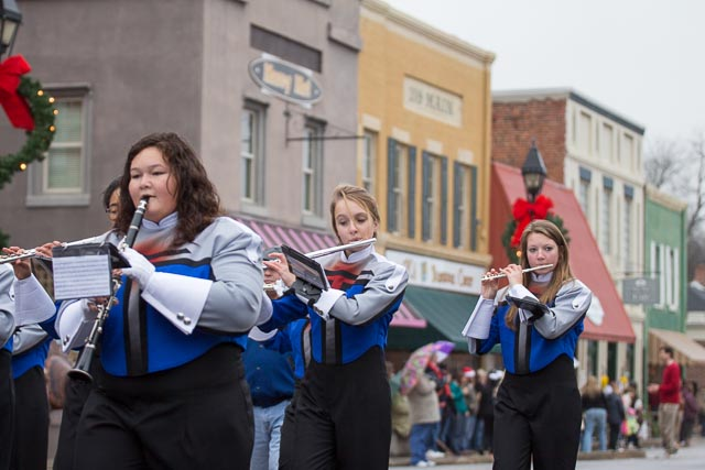 Edgefield Christmas Parade 2013-49