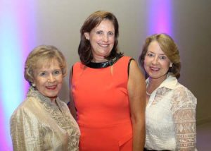 The 2014 Mid-Winter Ball features Honorary Chair, Martha Dunlap (left) and Co-Chairs Jenni Shingler (middle) and Jane Dean (right).  This signature community event, benefiting Self Regional Healthcare, will celebrate its 26th year on March 1, 2014.