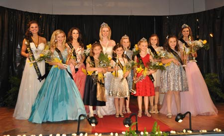 2013 Miss Wardlaw Pageant Saturday, Dec. 7