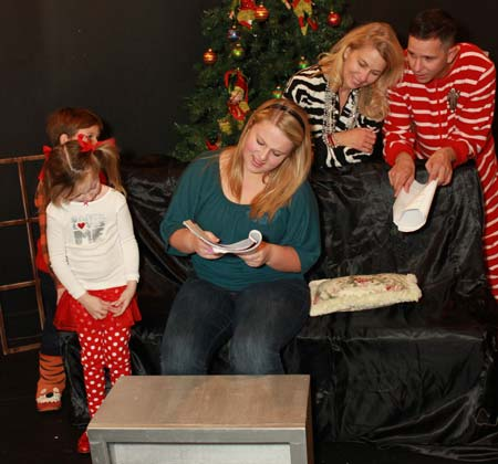 Christmas Play to Run One Week Only