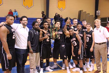 Fox Creek Boys Basketball Team Wins Garden City Tourney