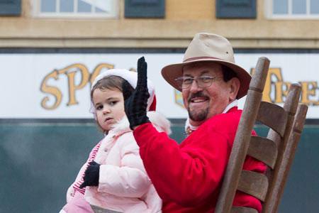Livingston to Seek Re-Election as Johnston Mayor
