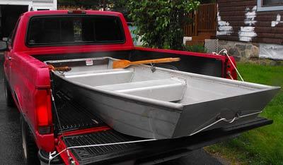 ECSO Recovers Stolen Aluminum Boat