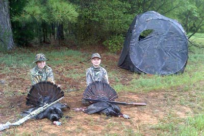 2014 Statewide Turkey Youth Hunt