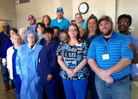 Rare Disease Day at Edgefield County Hospital