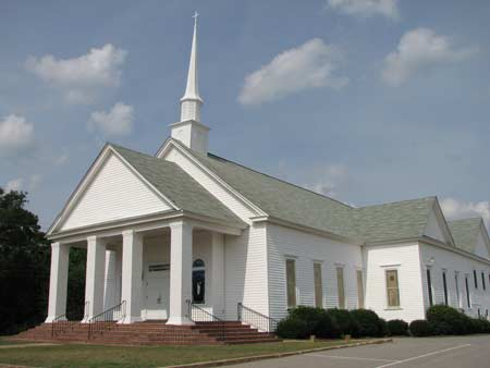 Philippi Baptist Church to Celebrate 200 Years