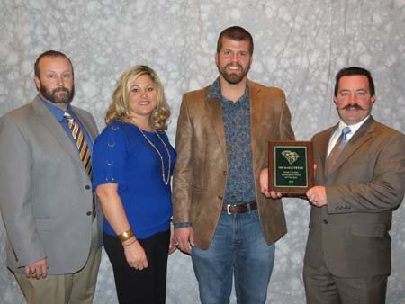 Steele Named SC Young Farmer Agribusinessman of Year