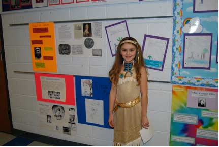 History Night at W.E. Parker