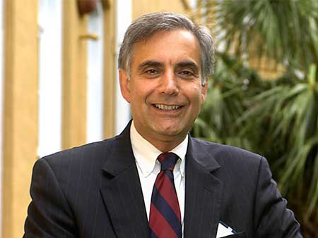 USC President Pastides to be in Edgefield February 24th