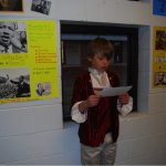 Jackson Harling as Eli Whitney.