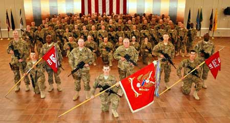 122nd Engineer Battalion to Hold Freedom Salute
