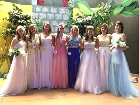DYW of Edgefield County Selected in Pageant