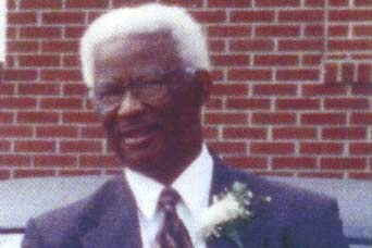 Rev. Ernest M. Gordon 50 Years in the Pulpit