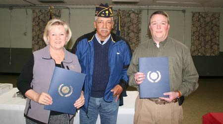 American Legion Post 154 Completes Wounded Warrior Campaign