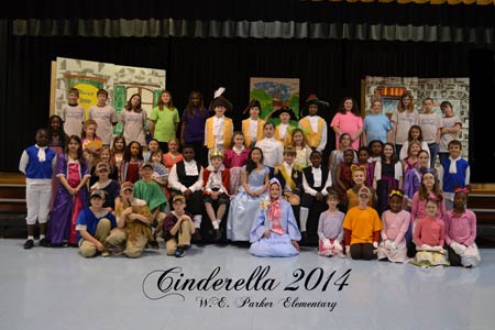 Cinderella, a Hit at W. E. Parker