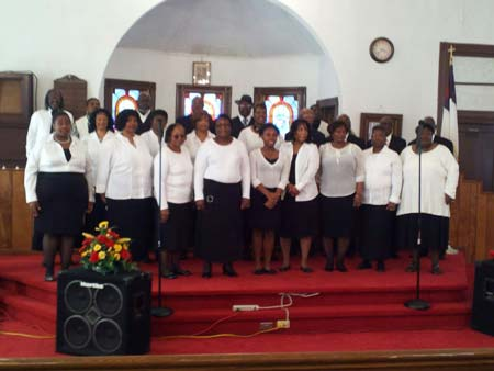 The Edgefield Mass Choir Celebrates