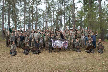 Youth Turkey Hunt a Success