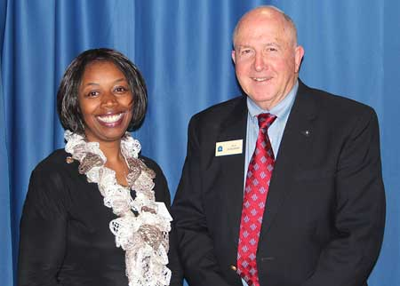 Comanika Mathis Awarded MJA Endowed Scholarship