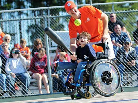 Greenwood Miracle League for Special Needs Children