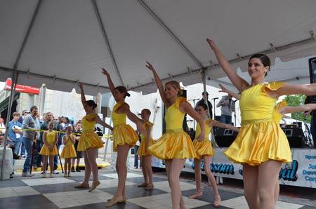 Great Sponsors Support the Johnston Peach Blossom Festival
