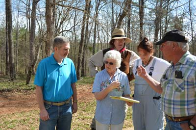 The Edgefield County Historical Society Gets Ready for Palm Sunday Event