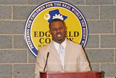 Antwaun Hillary Named Rebel Head Football Coach