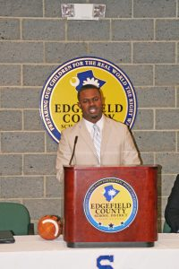 Antwann Hillary will be the new  Head Football Coach for The Strom Thurmond High School Rebels.