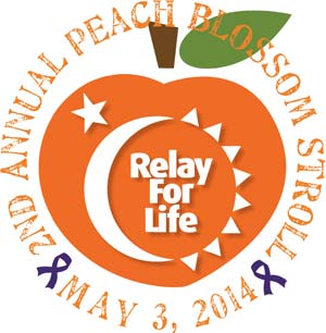 Peach Blossom Stroll for Relay For Life