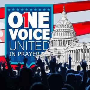 National Day of Prayer Event for Edgefield County, May 1st