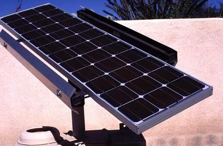 Green Power Solar School Dedicated at Merriwether Middle School