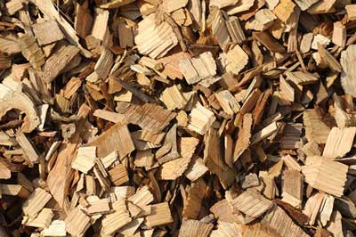 Wood Chipper Plant Closer to Reality