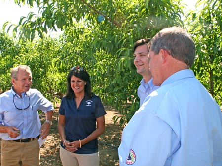 Governor Nikki Haley Calls for South Carolinians to Buy South Carolina Certified