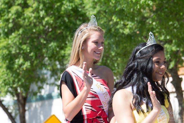 Peach Blossom Festival 2014-15